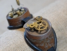Steampunk - Goggle (spinning wheels)
